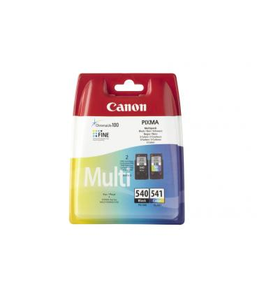 CARTUCHO ORIG CANON PACK PG-540/CL-541 NEGRO/COLOR - Imagen 1