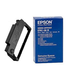 CARTUCHO ORIG EPSON ERC 38B CINTA DE NILON NEGRO