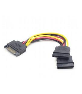 Gembird CC-SATAM2F-01 0.15m SATA SATA Multicolor cable de SATA - Imagen 1