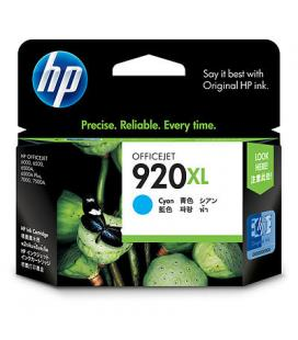 CARTUCHO ORIG HP Nº 920XL CYAN CD972AE