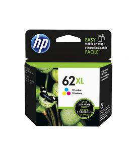 CARTUCHO ORIGINAL HP 62XL TRICOLOR