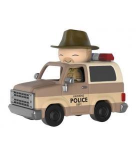 FIGURA DORBZ STRANGER THINGS HOPPER AND SHERIFF TR - Imagen 1