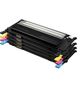 Pack 4 toner su392a negro/cian/magenta/amarillo para impresoras samsung que usen clt-p4092c - 1000 páginas - compatible según
