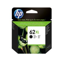 Cartucho negro hp nº62xl - para envy 5640 aio/officejet 5740 con. web/envy 7640-w (600 pag)