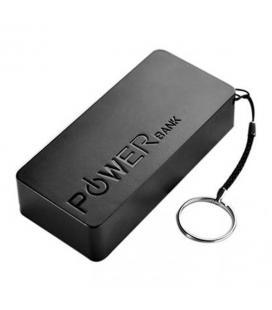 Batería externa universal 5600 mAh Negro