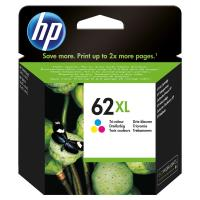 Cartucho color hp nº62xl - 415 páginas - para envy 5640 / envy 7640 / officejet 5740