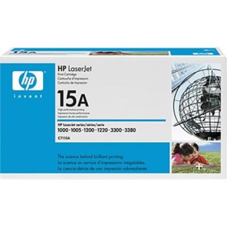 TONER NEGRO HP Nº15A 1000/1005W/1200/1200N/1220/1000W/3300MFP - Imagen 1