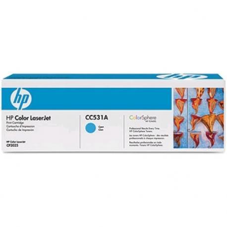 TONER CIAN HP CC531A PARA - Imagen 1