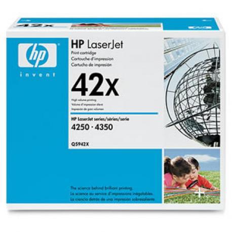 TONER NEGRO HP 20000 PAGINAS - Imagen 1