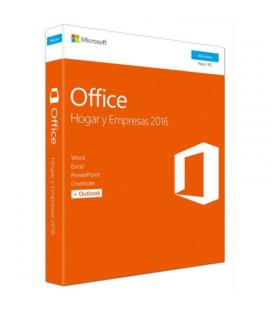 SOFTW MICROSOFT OFFICE HOME   BUSSINES 2016 V2 PKC - Imagen 1