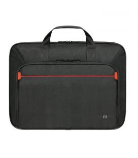 "Mobilis Executive 2 One Clamshell 14"" Maletín Negro, Rojo"