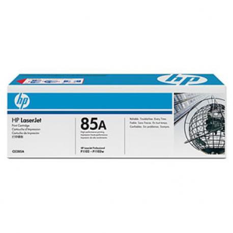 TONER NEGRO HP CE285AD Nº85A - Imagen 1