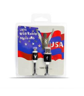 CABLE USB(A) A MICRO USB(B) LEADERINMY LMY6