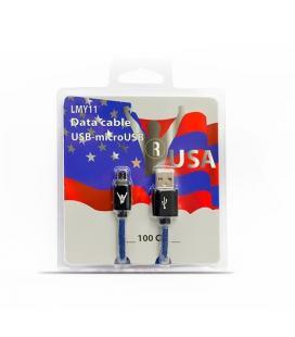 CABLE USB(A) A MICRO USB(B) LEADERINMY LMY11