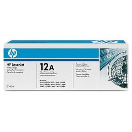 TONER HP Q2612AD Nº12D NEGRO - Imagen 1