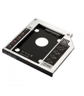 EWENT ADAP.HDD/SSD SATA PARA UNIDAD ÓPTICA 9.5mm - Imagen 1