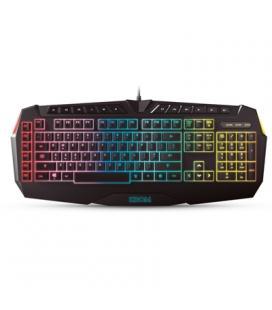 Krom Teclado Gaming KHAIDO Iluminacion RGB - Imagen 1