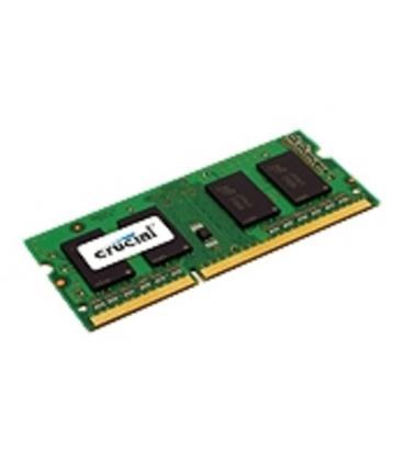 Crucial 4Gb SO-DIMM DDR3 1600MHz (Single side) 1.35V - Imagen 1