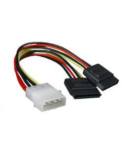 Nanocable 10.19.0101. Cable SATA Alimentación. 20cm