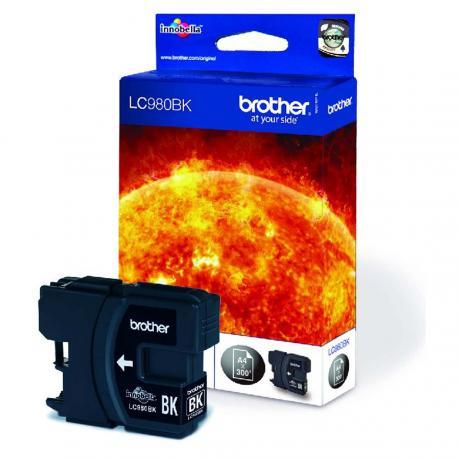 CARTUCHO TINTA BROTHER LC-980 300 - Imagen 1