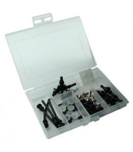 Inline 36216I. Kit Anti-vibración para HD y Ventiladores. 46 piezas - Imagen 1