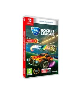 JUEGO NINTENDO SWITCH ROCKET LEAGUE COLLECTOR ED. - Imagen 1