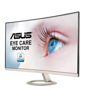 "ASUS VZ27VQ 27IN WLED 1920X1080 27"" Full HD VA Negro, Oro pantalla para PC"