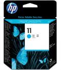 Cabezal de impresión HP 11 cian - Imagen 2