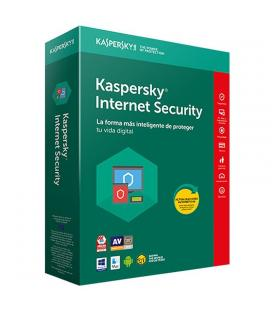 ANTIVIRUS KASPERSKY INTERNET SECURITY 2018 - Imagen 1