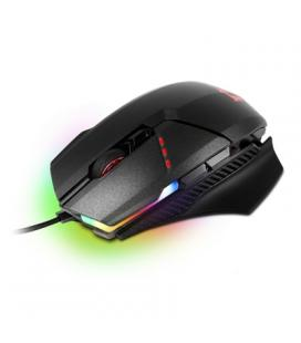 MSI Ratón Gaming Clutch GM60 dpi10800 Negro