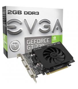 EVGA VGA NVIDIA GT 730 2GB DDR5 - Imagen 1