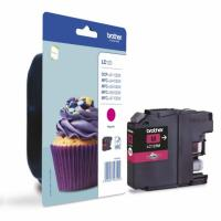 CARTUCHO TINTA BROTHER LC-123 MAGENTA