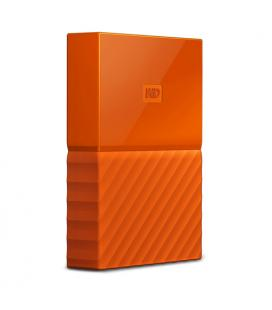 "HD WD MY PASSPORT WORLWIDE 4TB 2.5"" NARANJA"