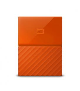 "HD WD MY PASSPORT WORLWIDE 1TB 2.5"" NARANJA"