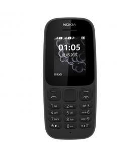 Nokia 105 (2017) Negro Dual SIM