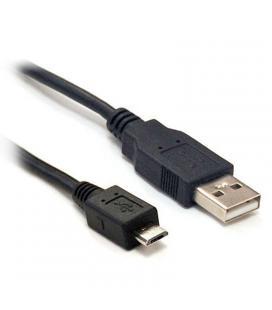 Cable phoenix usb a micro usb macho a macho usb 1m negro