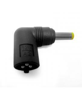Conector /tip cargador universal phoenix din 3 patillas phcharger40+ 12v dc 4.8*1.7mm apto para portatil asus 40w
