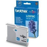 Cartucho tinta brother lc-970 300 páginas cian