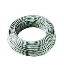 Cable ftp cat 6 solido bobina 1000m 500mhz libre de halogeno gris - Imagen 1