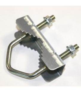 Abrazadera pequeña m8 60x100 para soporte antenta 61083