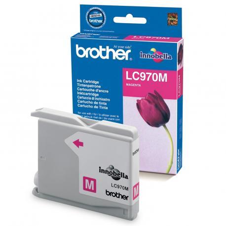 CARTUCHO TINTA BROTHER LC-970 300 - Imagen 1