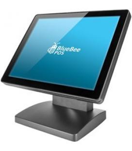 """Tpv integrado monitor 15"""" tactil intel quad core j1900 4gb ddr3 hdd ssd 64gb"""