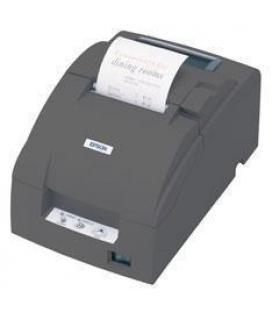 Impresora ticket epson tm-u220pd negra paralelo