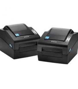 Impresora etiquetas termica directa bixolon slp-dx420 g serie paralelo & usb sin despegador