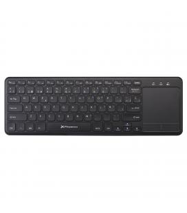 Teclado multimedia qwerty español wireless inalambrico 2.4ghz touchpad  phoenix phwirelesskeypad / plug and play usb dongle / pa