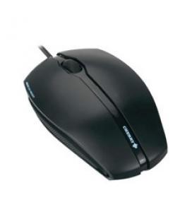 Raton cherry gentix usb 3 botones optico negro