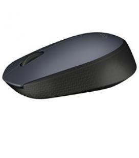 Mouse logitech m170 optico wireless gris