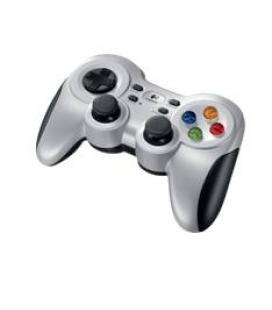 Gamepad logitech f710 wireless 2.4ghz gaming - Imagen 1