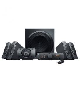 Altavoces logitech z906 5.1 thx / 500 w rms sonido envolvente - Imagen 1
