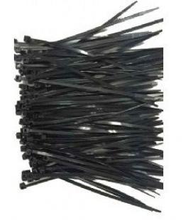 Gembird NYTFR-250X3.6 Nylon Negro 100pieza(s) presilla - Imagen 1